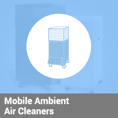 Mobile Ambient Air Cleaners
