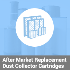 After Market Replacement Dust Collector Filters