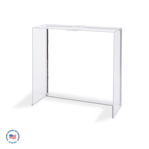 "E-984-1 Acrylic Hood 24"" W Extract All"