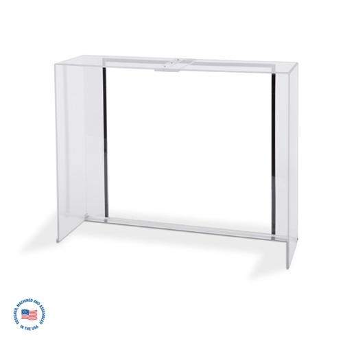 "E-984-2 Acrylic Hood 30"" W Extract All Air Purification Systems"