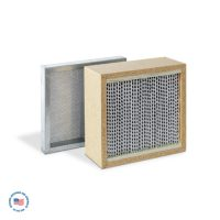 "F-987-4A Primary Hepa Filter w/ Final 2"" Refillable Adsorption Module 16"