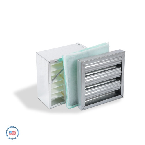 F-DD3 Extract All Air Purification Systems Filter