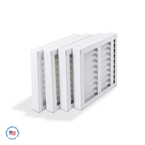 RF-987-6 Extract All Air Purification Systems Filters