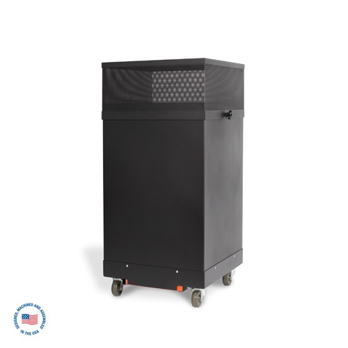 "Portable Air Cleaning System : Sp amb portable ambient ""room air cleaning system"