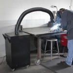 SP-400 Portable Air Cleaning System 2