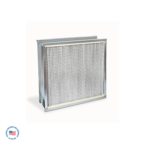 F-400-2 Optional High Capacity HEPA filter 1