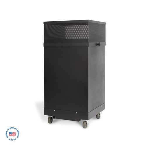 Best Portable Air Cleaners : Sp amb portable ambient air cleaner extract all