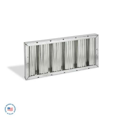 RF-600-2 Replacement Chevron Baffle Filter 1