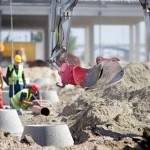 A new rule lowers the level of silica workers can be exposed to while on the job.