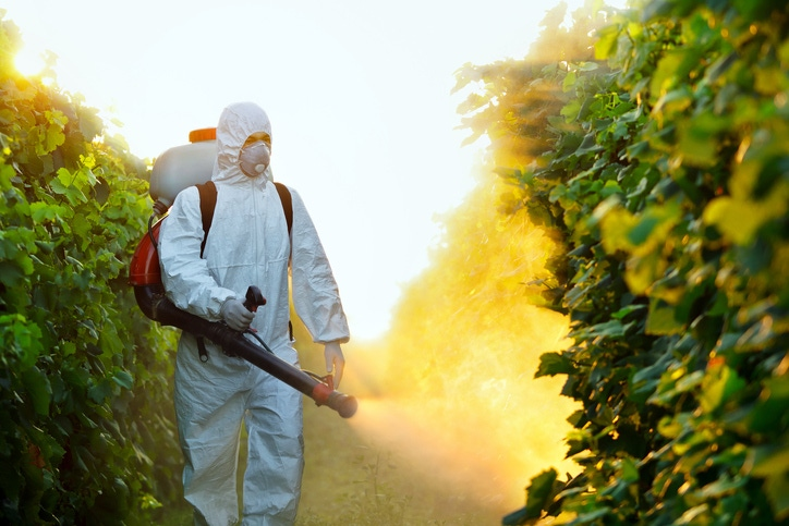 Indoor Air Quality (IAQ) Risks In The Pesticide