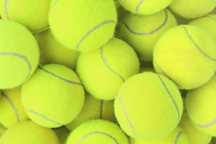 The Tennis Ball Indoor Air Quality And Occupational Risk