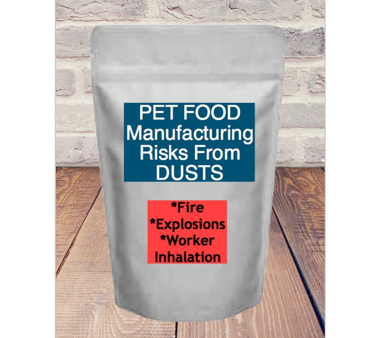 With so many animals, a large workforce is necessary to produce the food necessary to feed all those furry friends. And similar to production facilities that make food for us to eat, there are potential health and safety risks for those who work in pet food manufacturing.