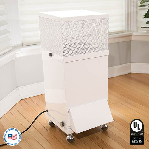Extract-All® 987 AMB HEPA Room Air Scrubber 1