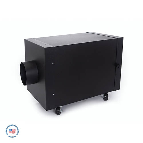 Extract-All® Ultra Clean Air 400-UCA2 Negative Air System 1