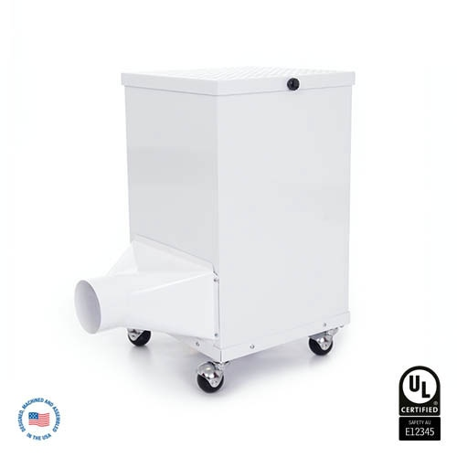 Extract-All® Ultra Clean Air 987-UCA1 Negative Air System 1