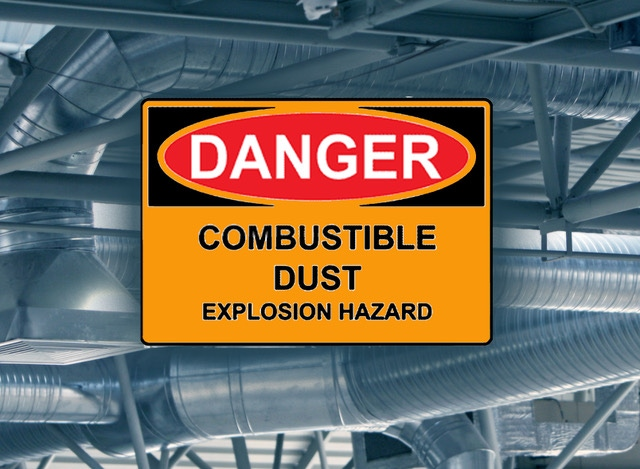 Maintain Clean Indoor Air Quality To Combat Combustible Dust Fires and Explosions in Industrial Settings
