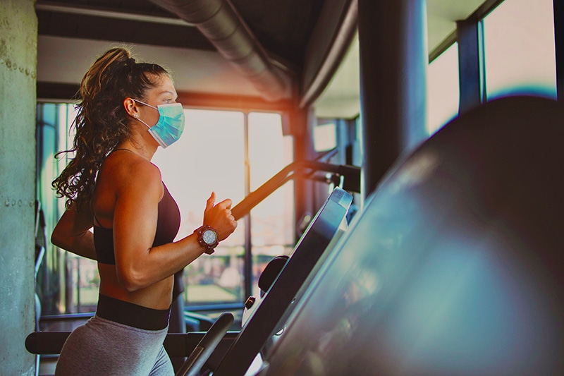 Fitness Centers Indoor Air Quality and Transmissible Disease 1