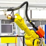 the fumes generated during welding operations may endanger auto workers who work around robot welding areas and these welding fumes could also decrease the energy efficiency inside buildings, causing heating, ventilation and air conditioning systems to work even harder.